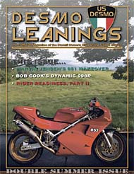 US DESMO Leanings Summer 2004